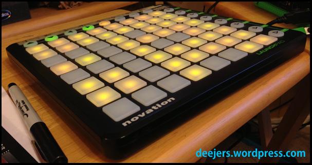 Drum Pad/Grid Controller