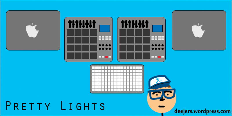 Pretty Lights' Live Setup